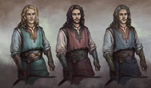 Medieval Guys