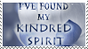 stamp - My kindred spirit