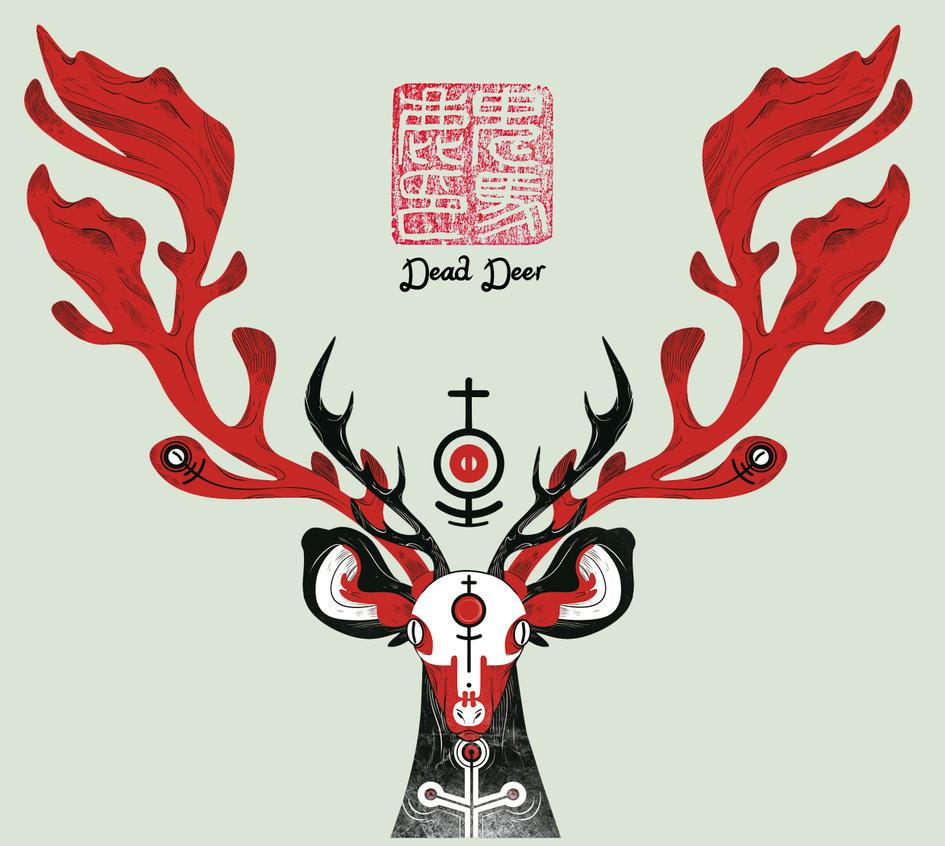 Dead Deer by OniBaka