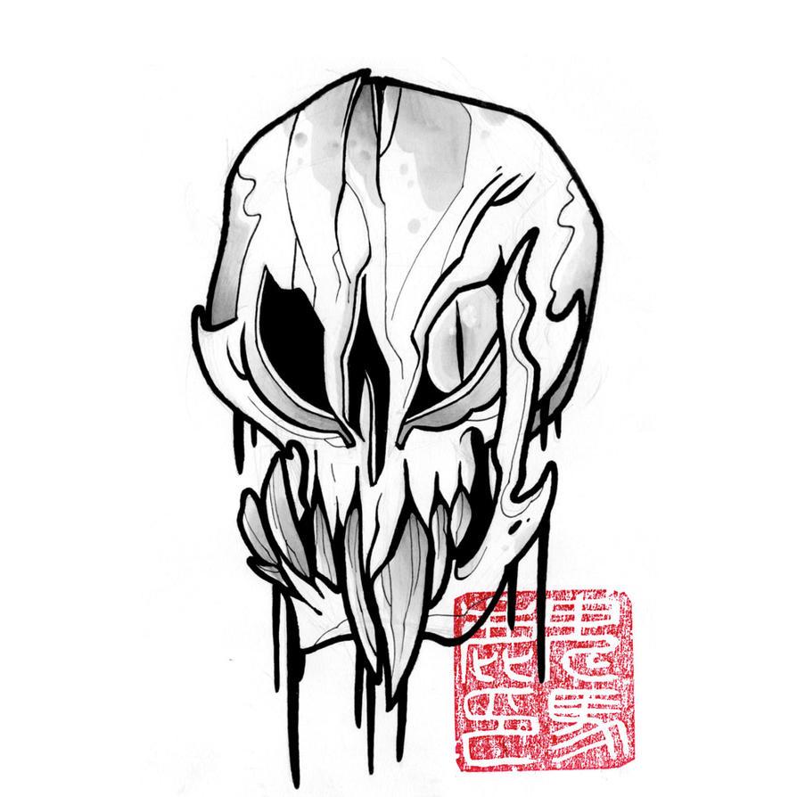 another Skull by OniBaka