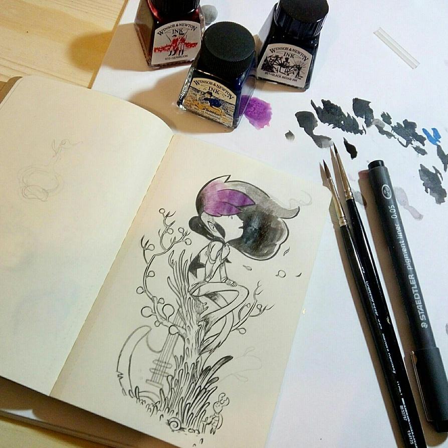 Marceline by OniBaka