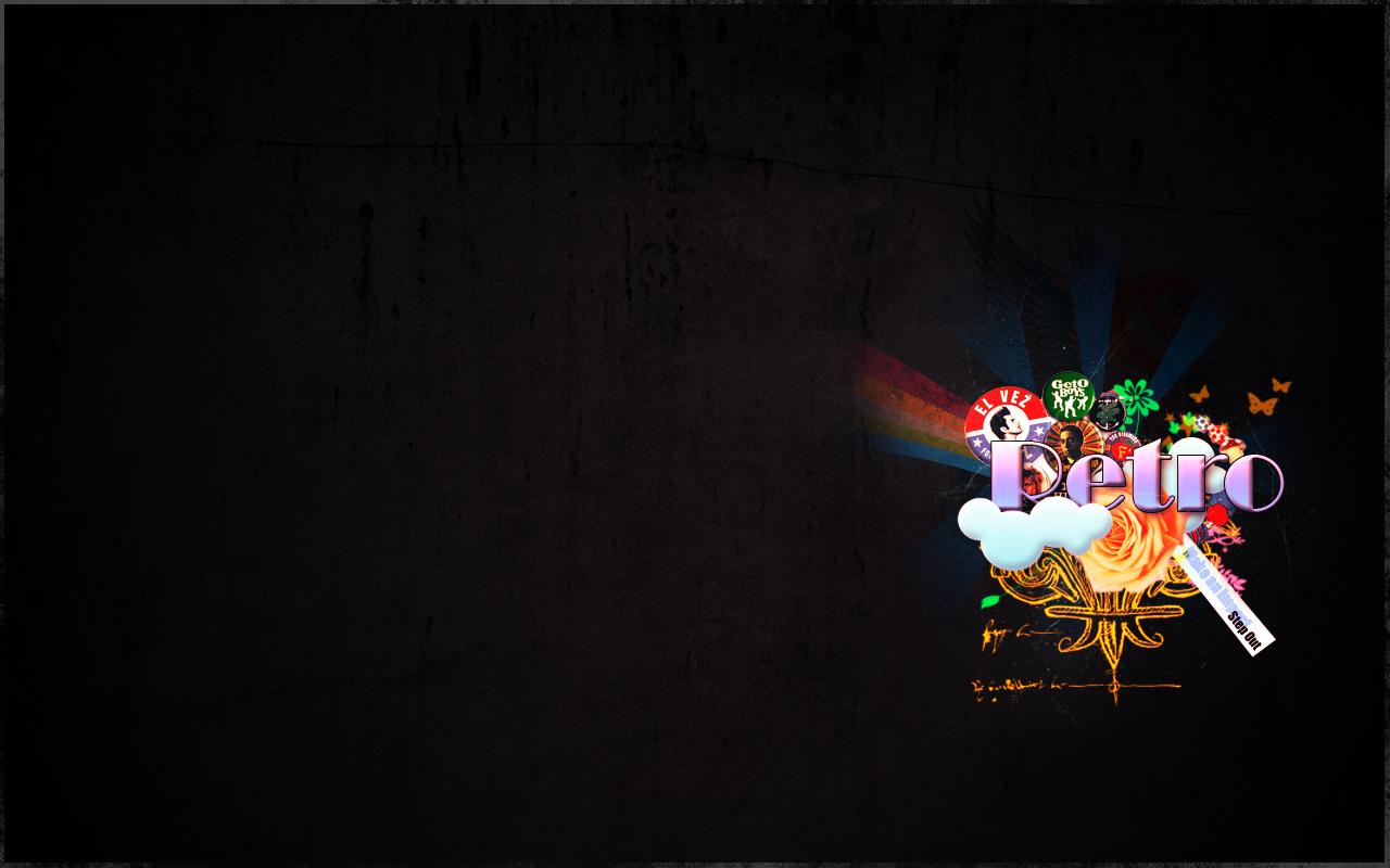 'Retro' Wallpaper by hbt123