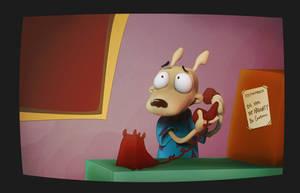 Rocko's Modern Life by TrickyFish89