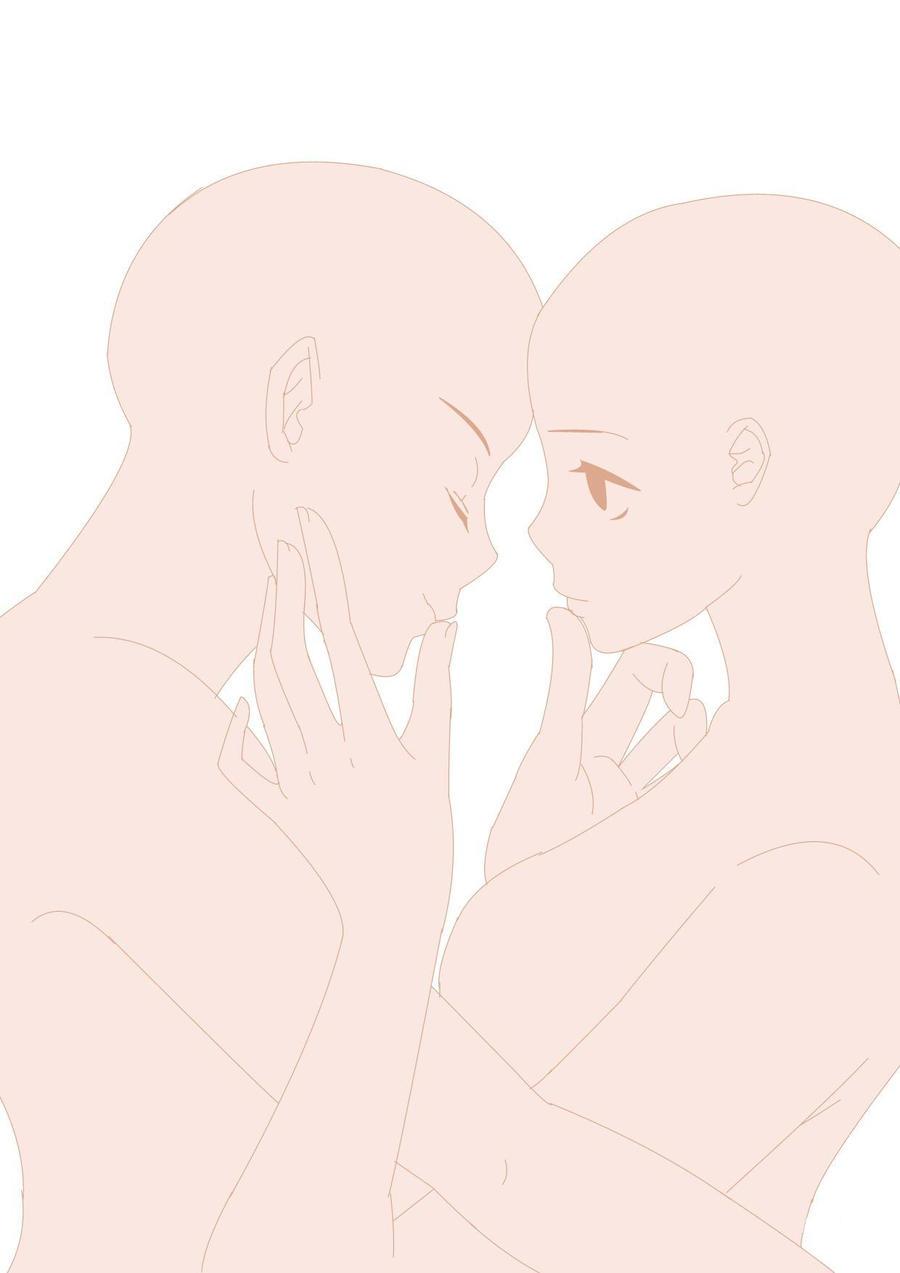 Couple Base by zZnadiaZz on DeviantArt