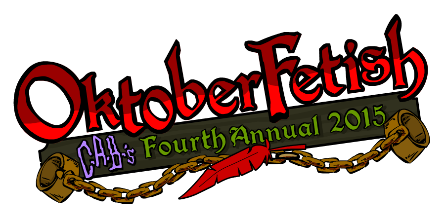 Oktoberfetish 2015 Logo By Ceeaybee-d97qej7 by ProfessorSodaMan