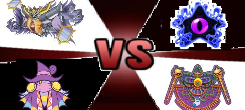 Kirby's Demons- Battle Royale by ProfessorSodaMan