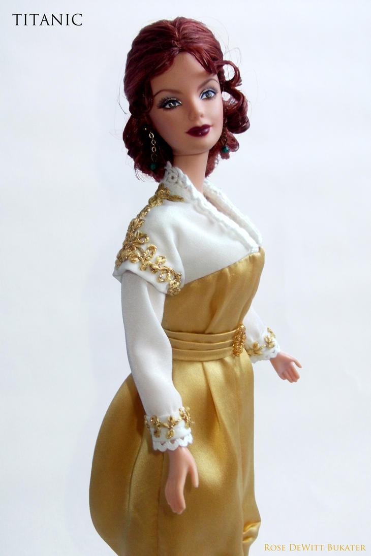 Barbie Size Titanic Tour
