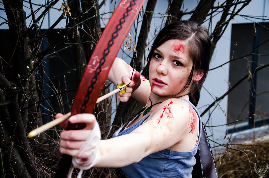 Lara Croft by AbelTheKeeper