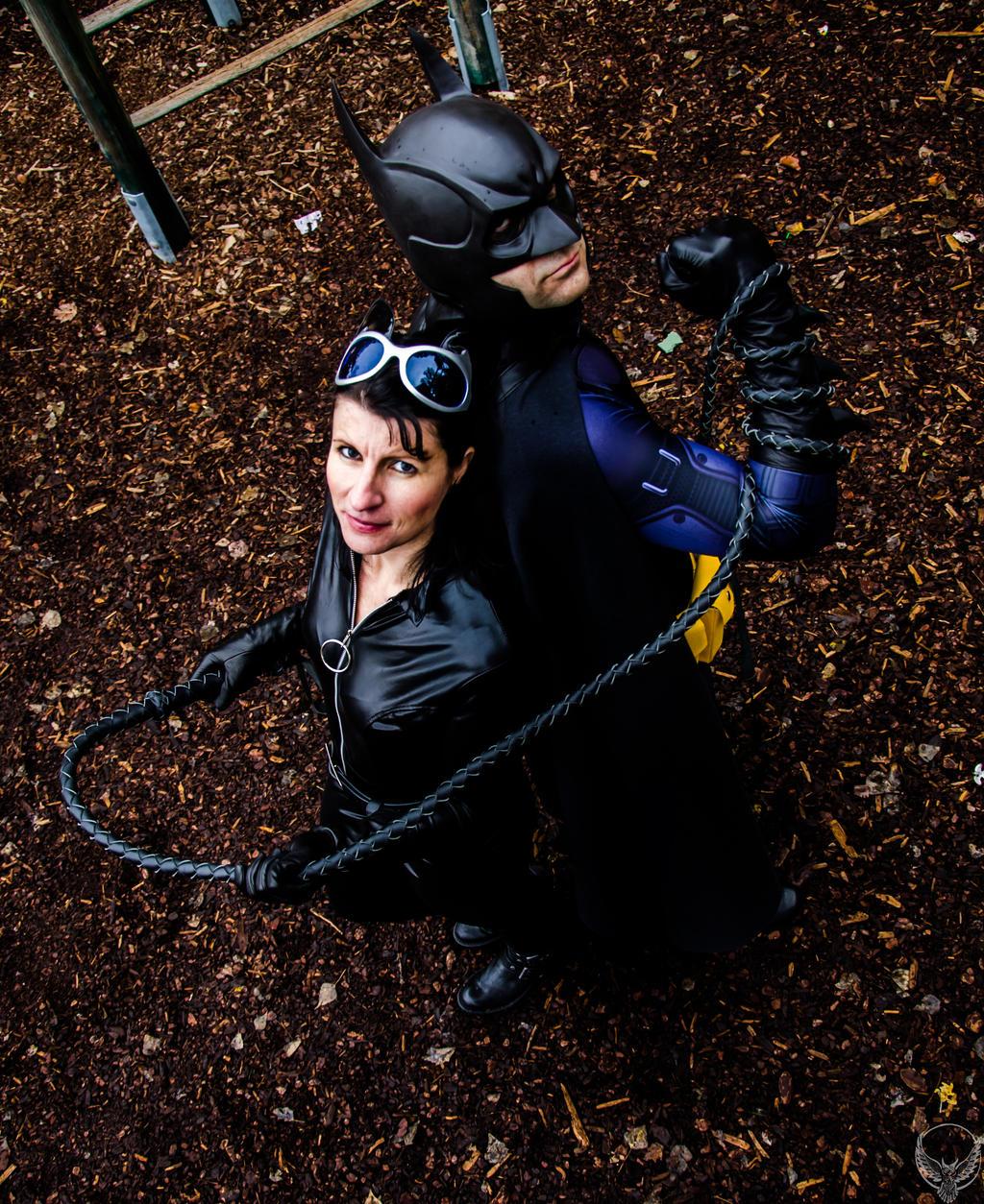 Batman by AbelTheKeeper
