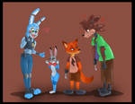 Five Nights at Zootopia #1