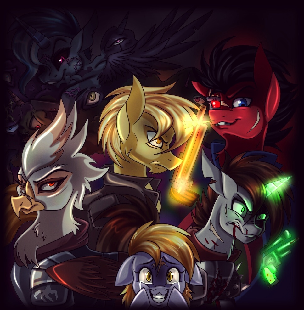 Fallout Equestria | My Little Pony | Pinterest | Fallout ...