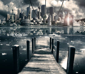 Glide Down to the Future City