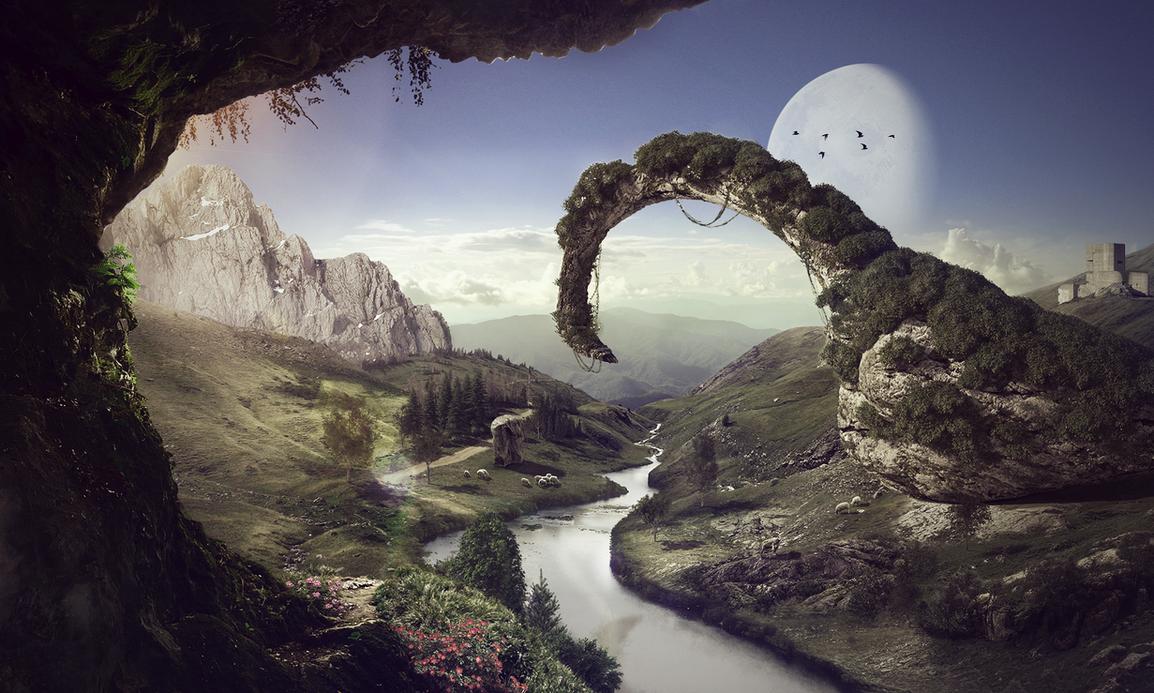 Eternity by ROMAgfx