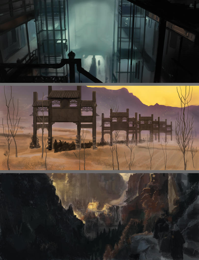 movie still studies by Flaskpost