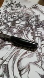 ink shaders by badrmedia