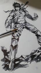 sniper by badrmedia