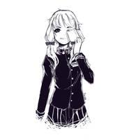 Yuzuki Yukari by AltSift