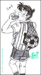 DC: Happy Birthday, Shinichi by NotSoFluent