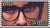 Another Stamp: Elvis Costello by NotSoFluent