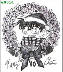 DC: Merry Christmas 2010 by NotSoFluent