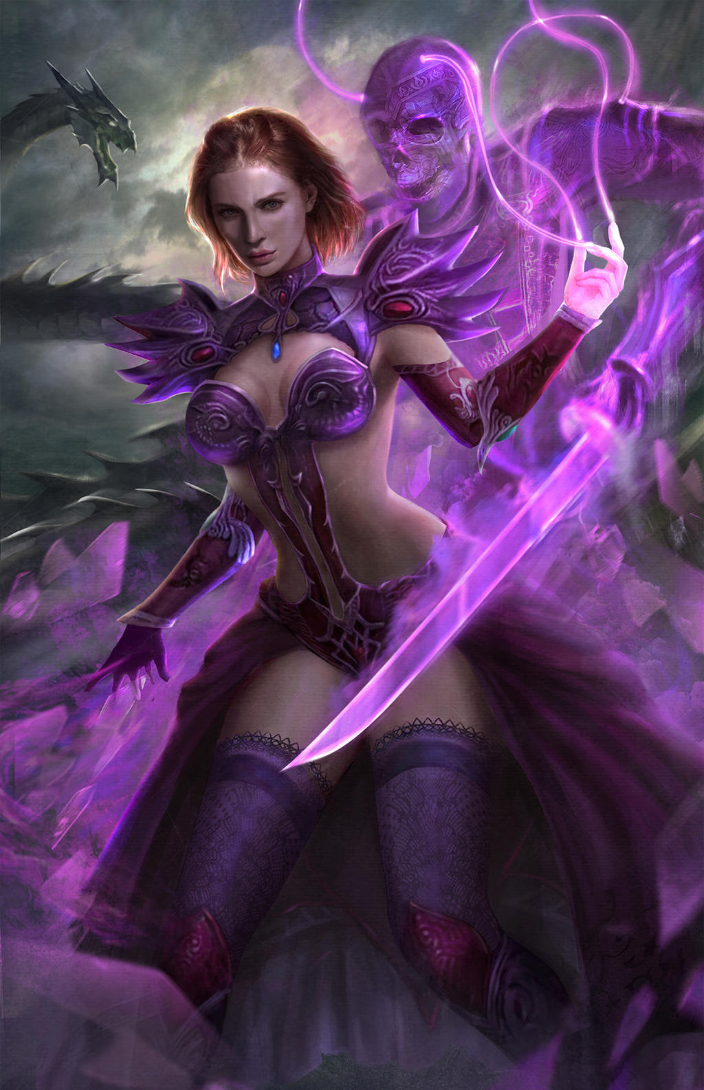 Mesmer The End of Dragon