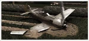 Downed Focke Wulf 190