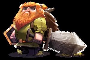 Dwarfy by dream-cup