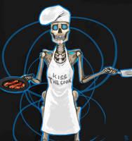 Kiss the Cook by JasmineLea