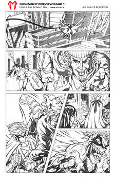 midknight preview pencils