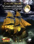 Corsairs of Cthulhu by Joel-Bisaillon