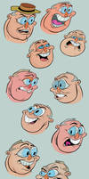 Many faces of George Liquor