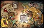 Cartoon Madness