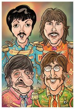 The Beatles redux