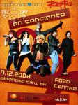 RBD Concert Promo Poster