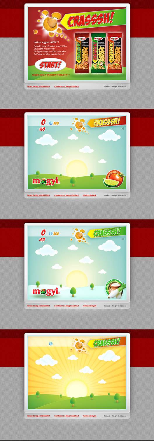 Mogyi CRASSSH flash game