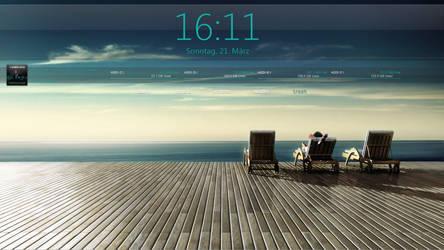 Desktop Mar. 2010 No.1 by BadSoldier
