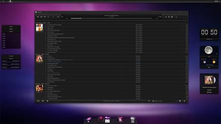 Desktop Jan. 2011 by BadSoldier