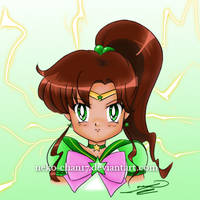Eternal Sailor Jupiter by Neko-Chan17