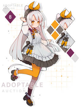 [CLOSED] ADOPTABLE  AUCTION #8