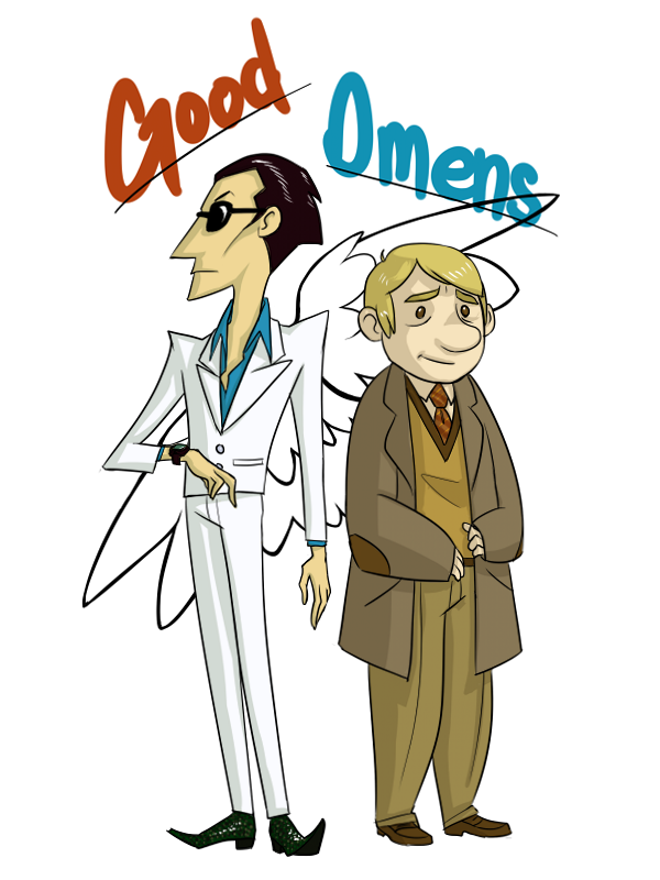 Good Omens by BeatFu