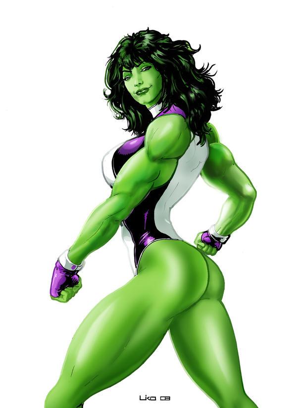 She hulk hot yur
