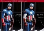 Movie Cap suit