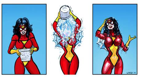 SpiderWoman(1L)