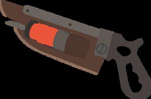 Ubersaw Vector