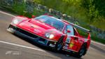 Ferrari F40 Competizione - Forza Horizon 4 by DeLorean-Gamer