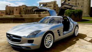 Mercedes SLS AMG - Forza Horizon 4