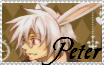 Peter White Stamp by xXGirlsThatRockXx