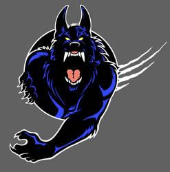 RazorWulff Hockey Logo