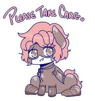 Pls take care