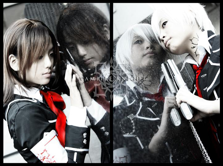 Vampire Knight Cosplay by Zero Vampire Knight Cosplay